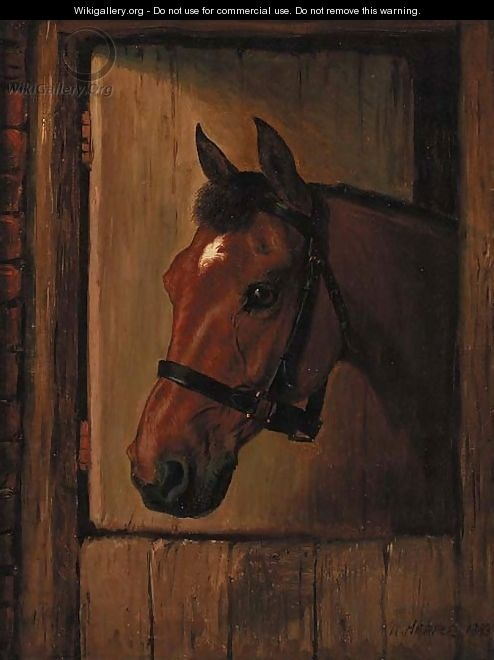 Art by Wilson Hepple (1854-1937) (33 работ)