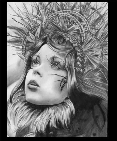 Портреты звезд выполненные карандашом (19 работ)