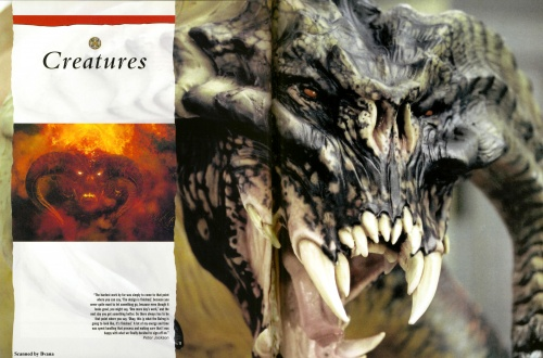 The Art of The Fellowship of The Ring. Gary Russell Scetchbook (102 работ) (2 часть)