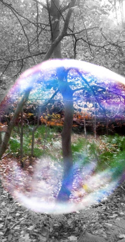 Soap bubbles / Мыльные пузыри от Ameena Rojee (52 фото)