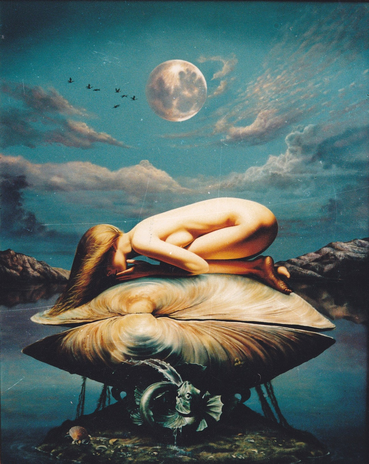 Venus by Christiane Vleugels