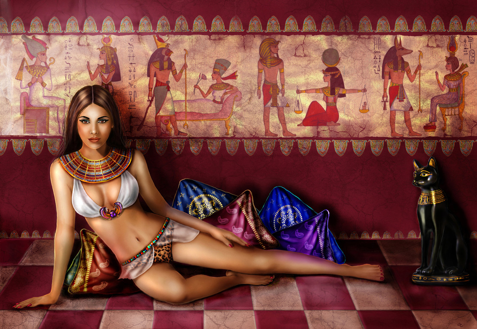 Прекрасная голая принцесса 23 фотография
