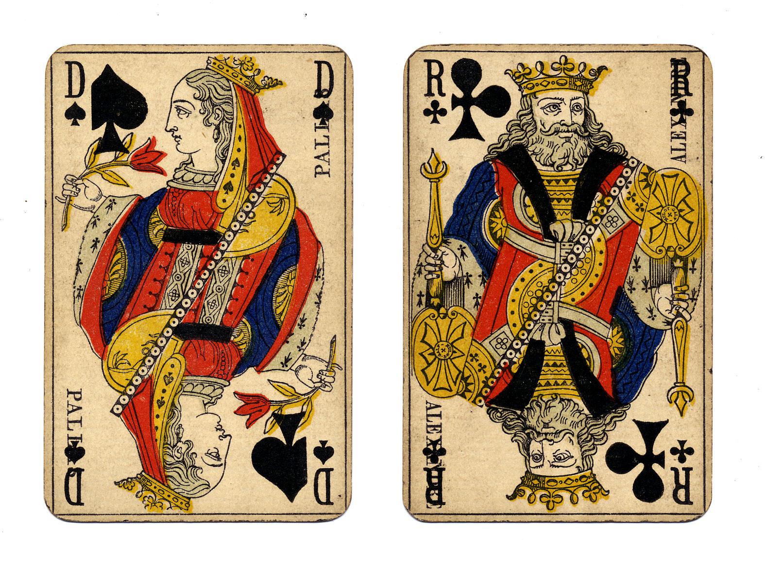 игральные картинки карты