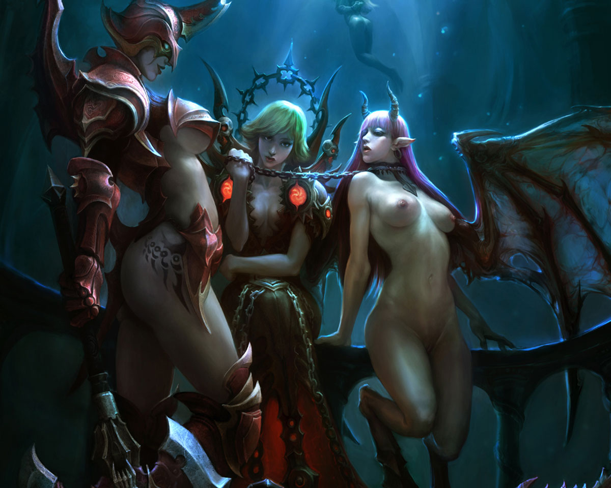 Sexy world of warcraft character hentai download