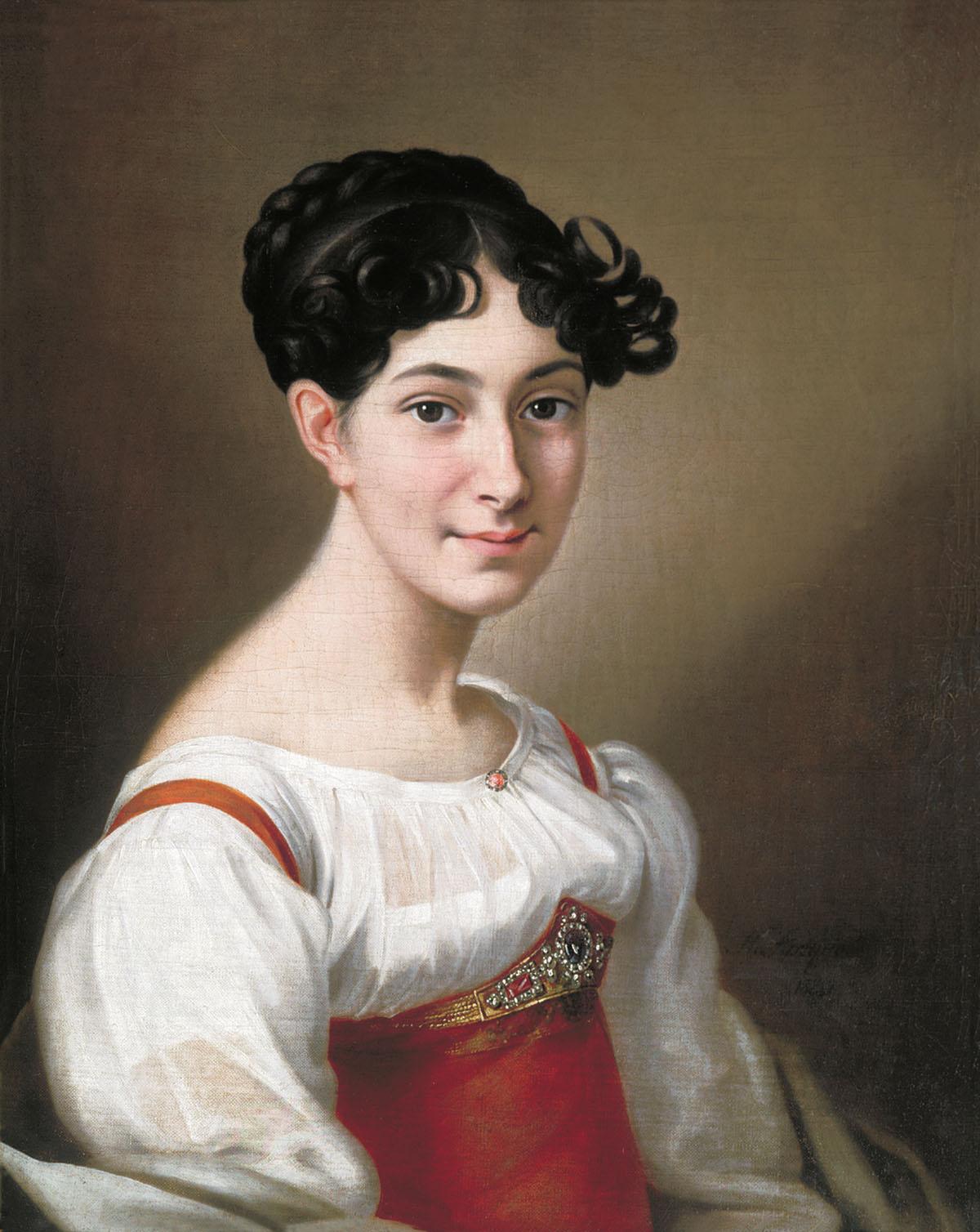 Русских художников 18 19 веков картины