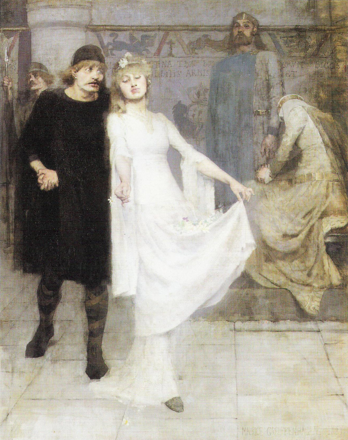 ophelia and gertrude essay As kay stanton argues in her essay hamlet's whores: but unlike queen gertrude, ophelia has good reason to be unaware of the harsh realities of life.