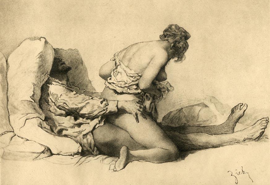 Телкой секс с нарисованными красавицами пьяные