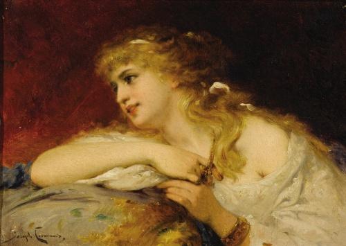 Бельгийский художник Joseph Coomans (1816-1889) (72 работ)