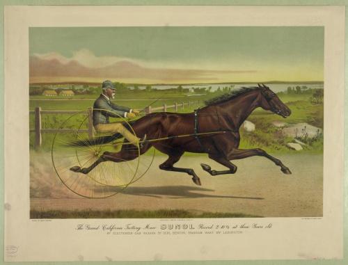 Louis Maurer (1832-1932) (6 работ) (4 часть)