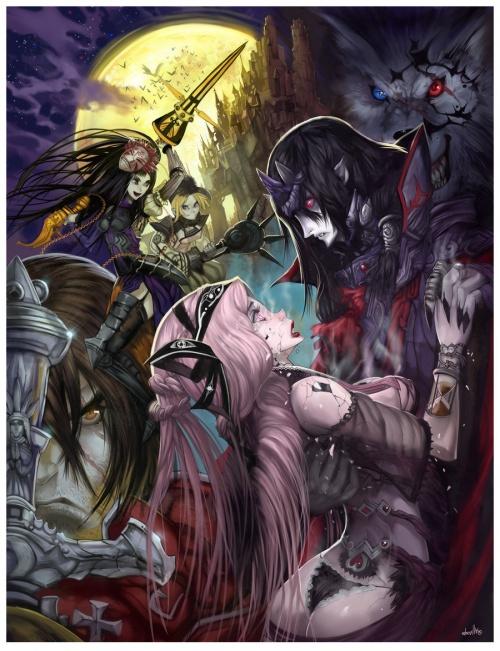 Fantasy Art by Elsevilla (part 2) (184 работ)