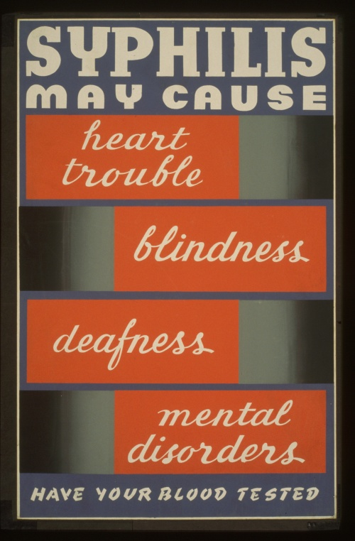 Posters from the WPA (USA 1936-1943) (100 работ) (3 часть)