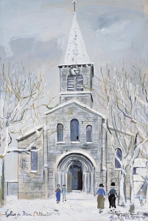 The Art of Maurice Utrillo (147 работ) (2 часть)