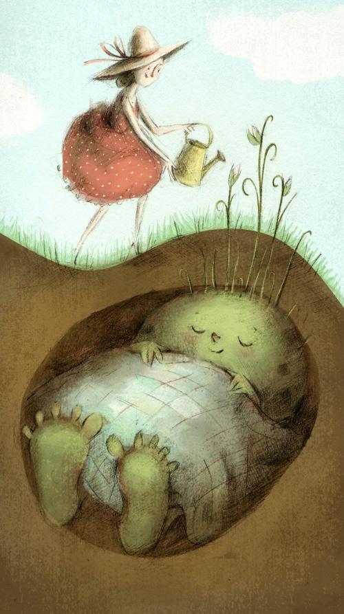 Jennifer A Bell - Illustration (97 работ)