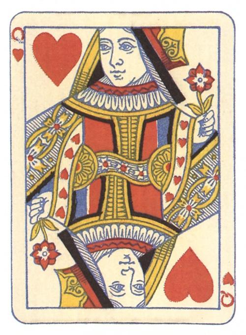 Игральные карты (48 работ)