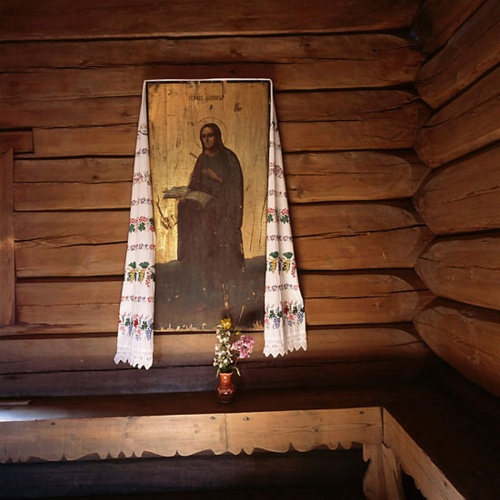 Деревянные церкви на Севере России (77 фото)