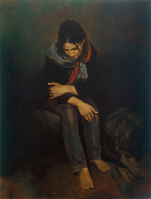 Работы иранского художника Morteza Katouzian (152 работ)