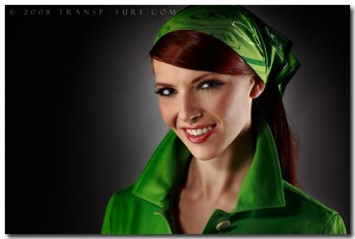 Девушки в зеленом (90 фото)