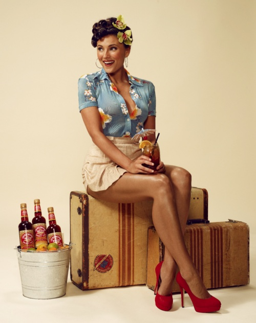 Pin Up Style (80 работ)