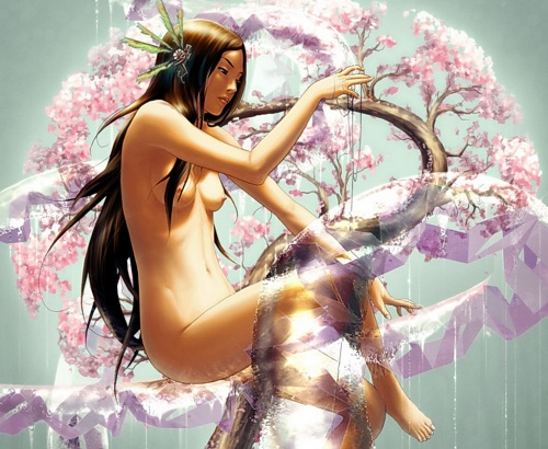 2000 Mind Blowing Fantasy Artworks (1000 работ) (2 часть)