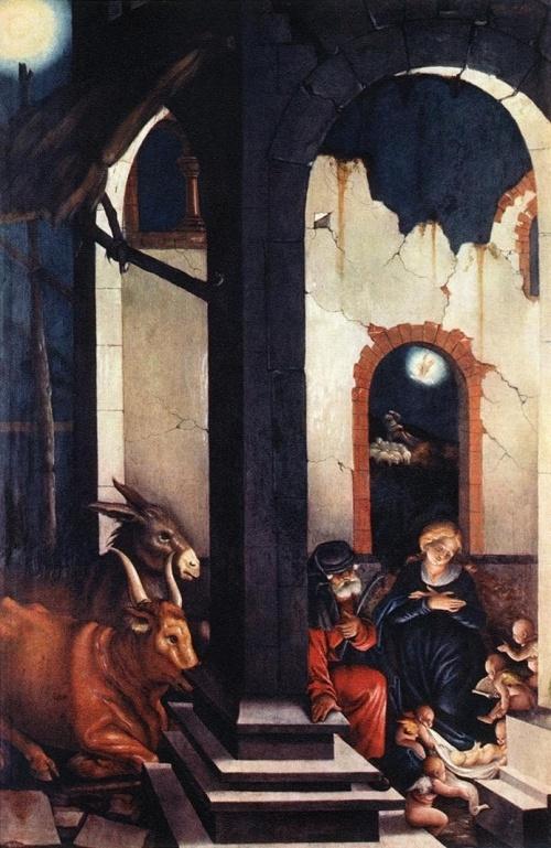 Ханс Бальдунг Грин   XVIe   Hans Baldung Grien (261 работ) (2 часть)