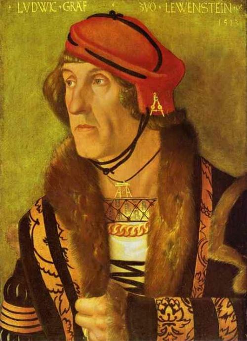 Ханс Бальдунг Грин | XVIe | Hans Baldung Grien (261 работ) (2 часть)