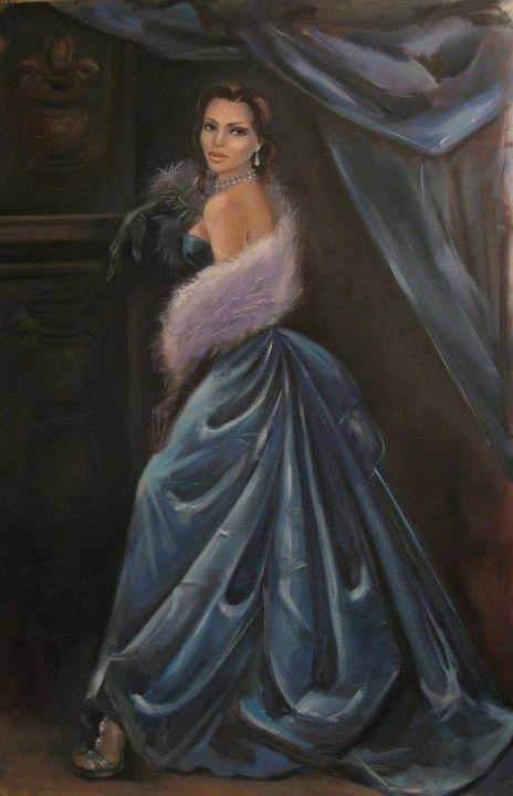 Рисунки Фатимы Томаевой (275 работ)