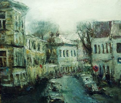 Художник Николай Тесенков (63 работ)
