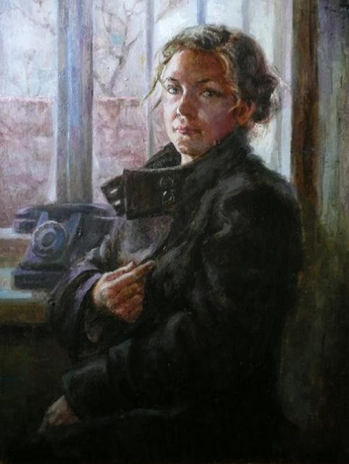 Художник Андрей Шатилов (41 работ)