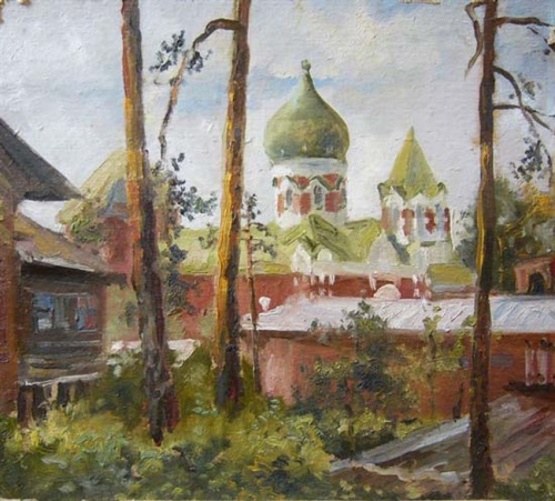 Художник Мария Лазарева (100 работ)