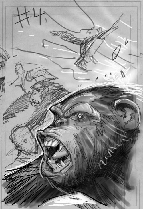 Иллюстратор Chad Hardin (140 работ)