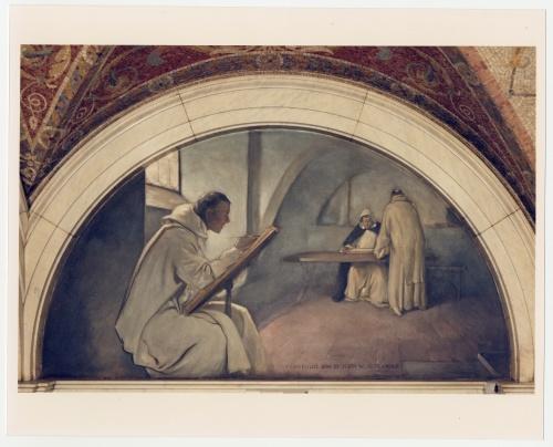 John White Alexander (1856-1915) (12 работ)