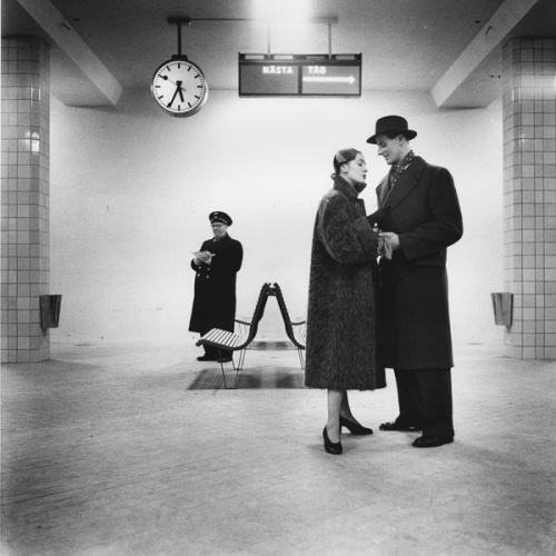 Классик фотографии Георг Одднер (Georg Mirskij Oddner, Sweden, 1923–2007) (44 фото)