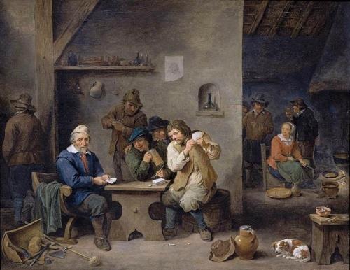 Художник Teniers David (40 работ)