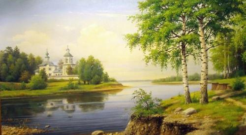 Художник Владимир Бебия (68 работ)