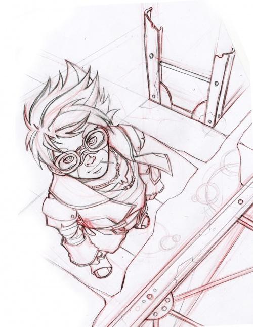 Рисованная графика иллюстратора Монин Ное (Monin Noe) псевдоним - Vanoxymore (122 работ)