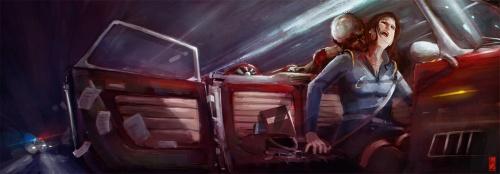 Цифровой художник Titus Lunter (новые работы 2011 года) (41 работ)