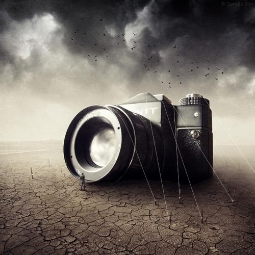 Фотоманипуляции от Sarolta Ban (95 фото)