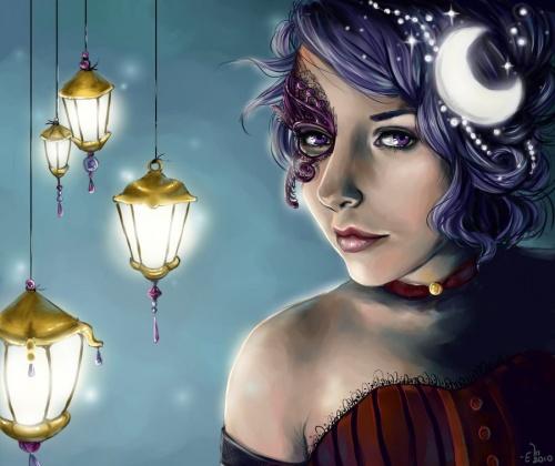 Иллюстратор Erin McManness (Lii-chan) (101 работ)