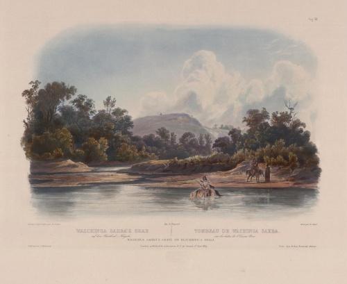 Karl Bodmer (фр. Charles Bodmer) (1809 - 1893) (20 работ) (2 часть)