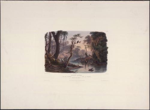 Karl Bodmer (фр. Charles Bodmer) (1809 - 1893) (83 работ) (1 часть)