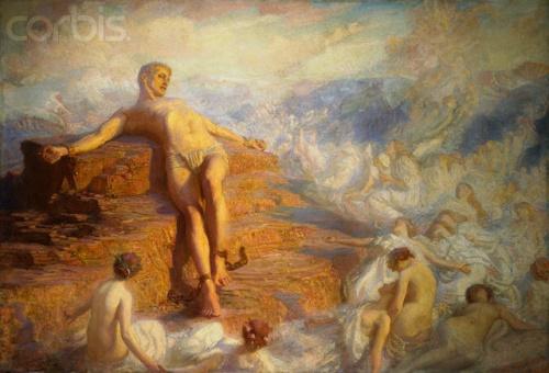 Художник George Spencer Watson (1869-1934) (29 работ)