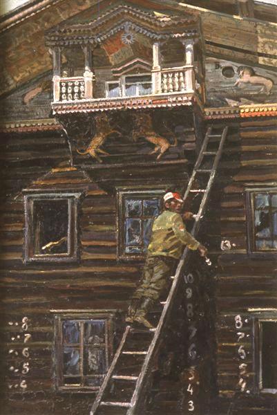 Художник Сергей Смирнов (42 работ)