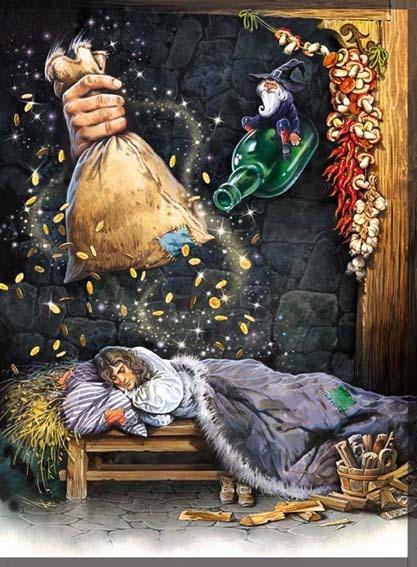 Иллюстратор Нечитайло Виктор (58 работ)