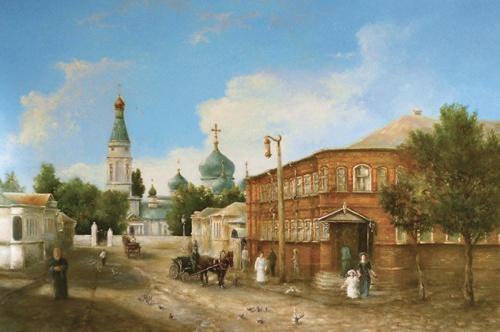 Художник Алексей Локотко (67 работ)