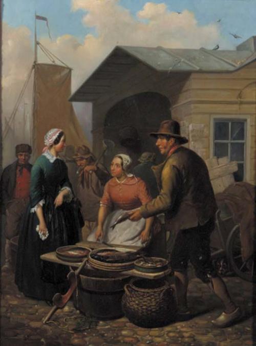 Бельгийский художник Jan Van Beers (1852 – 1927) (79 работ)