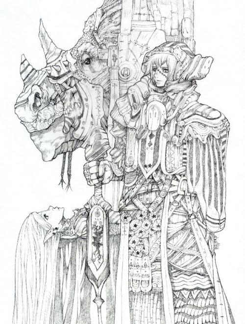 Работы художника Elsevilla (185 работ)