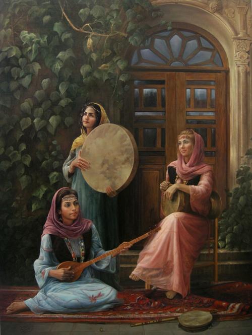 Fakhraddin Mokhberi (28 работ)