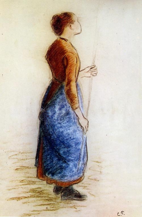 The Art of Camille Pissarro (180 работ)