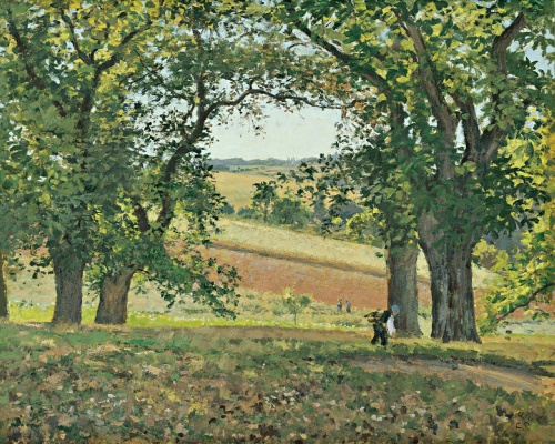 The Art of Camille Pissarro (180 работ)