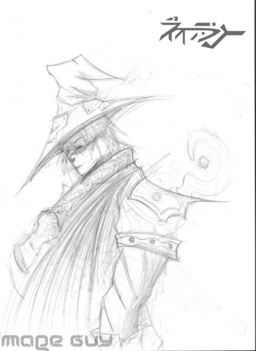 Иллюстратор Justin Sanders (Neolight) (68 работ)